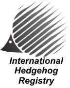 The International Hedgehog Registry